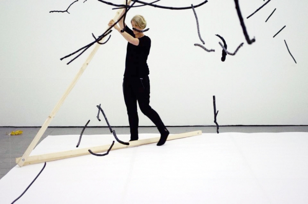 Ulrike Mohr: Wechselraum #1